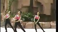 中老年形体舞