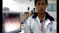 广东省电子职业技术学校学生制作的搞笑新闻1