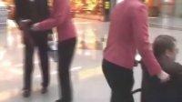 福州航空港地勤公司服务科全国青年文明号宣传