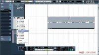CUBASE5中文教程1-7:导入音频文件、听湿录干、补录、导出音频
