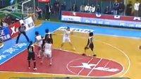 0809赛季WCBA中国女子篮球甲级联赛第20轮(广东VS八一)第4节