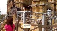 欢乐谷——矿山车