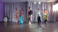 初级肚皮舞—基础步伐、手势练习  DARIA初级肚皮舞晓庆老师