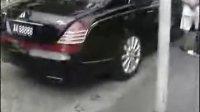 中国大陆第二贵的轿车-仅次劳斯莱斯幻影LWB的迈巴赫62S