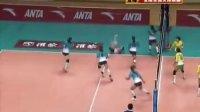 天津上海总决赛精彩来回球1