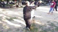 2013中秋节,螳螂拳十八手