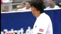 ATP斯图加特 达维登科爆冷不敌意大利选手