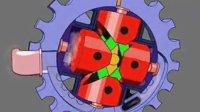 Hale Rotary Aero Engine Simulation