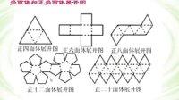 第九章第99棱柱与棱锥⑸正多面体及欧拉公式.flv