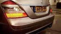 奔驰 S65 AMG 起步加速