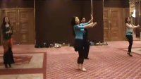 曼莉埃及舞馆,2009.4埃及行课堂实录3