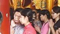 汶川大地震一周年祭-九华山举办盛大法会