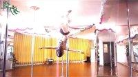 中国视频美女 钢管舞培训