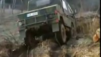 翻山越岭强悍军用地形车