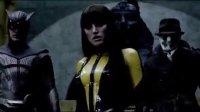 超人类型漫画改编电影 Watchmen(守望者) 震撼预告