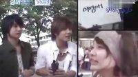 [SS501]《Idol World》第二集【亨俊隐藏摄象机(前篇)】