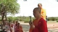 旅游:祖山望海禅寺迎请圣物活动