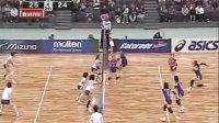 日联赛,张越红连续三次重扣助球队取胜。
