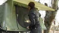 丛林美女独家体验最新最酷的FB自驾游露营装备