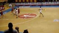 0809赛季WCBA中国女子篮球甲级联赛第21轮(山东VS广东)第1节