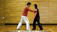 杨式太极拳用法练习中级编