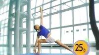 韩国美女瑜珈课