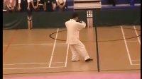 不重招数外形、而重接劲打劲,一时短打的武式太极拳【一】〔姚继祖大師演〕2005年武术交流滙演【十三】