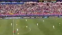 【智の枫】20090614 联合会杯揭幕战A组第1轮 南非VS伊拉克 上半场 CCTV5 段暄