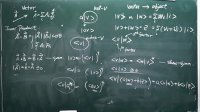 02_100914量子力學_Mathematical Introduction_02