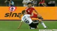 5月29日 友谊赛 中国1:1德国 全场精华(德语版)