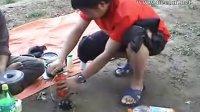 铁锤户外视频(油炉使用教程)