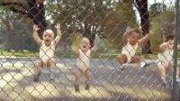 Evian最新创意广告--旱冰宝宝 Roller Babies US