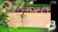 昆明全国柔力球交流会单人自选冠军北京队庞翔鸽