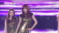 【A】121229 歌谣大战. Afterschool - Flashback 现场版