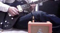 orange micro crush cr3 清音和失真演示视频