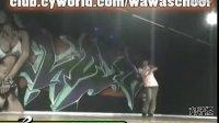 【丸子控】[WAWASCHOOL]f(x) - LA chA TA 舞蹈教学(镜像模式)