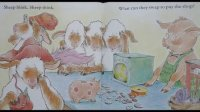 SHEEP IN A SHOP——Margot Apple_绘本视频