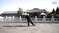 武当十三式13式北京太极拳培训教学套路表演王道荃