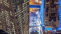 城市夜景延时拍摄6