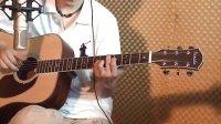 法丽达Farida D52民谣吉他音色视听 飞琴行评测