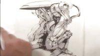 华裔国际概念设计大师朱峰手绘系列教程,Quick Sketching,02