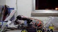 4WD机械手机器人