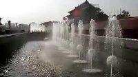 歌唱祖国 (音乐喷泉)自拍作品