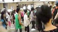 7月26日 香港旺角快闪活动纪念MJ Flash Mob Beat It (2)