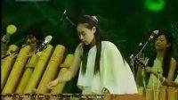 北京良宵竹乐团竹乐演奏邮递马车和舞蹈小姑娘