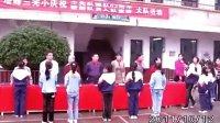 蓝山县塔峰三完小2011年庆祝建队62周年暨新队员入队宣誓大队活动