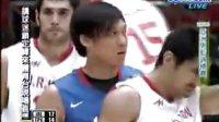 2009年亚洲男篮锦标赛小组赛 中国台北VS伊朗 上半场