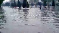 济南的大雨之后