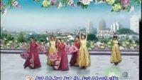 中老年舞蹈《同在蓝色星球上》示范表演