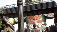 石景山游乐园怪兽
